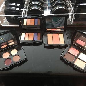 Lancôme eyeshadow palette blush subtil ombré mono